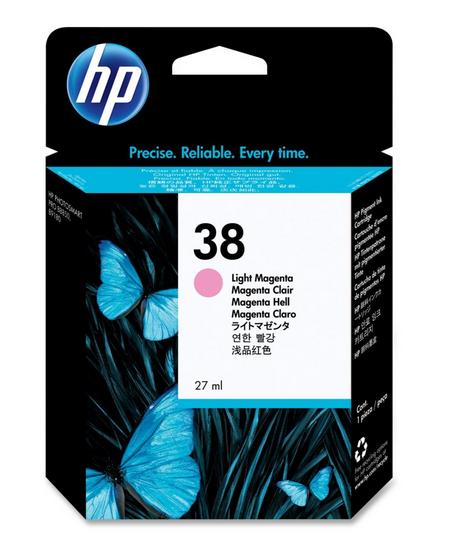 HP C9419A N38 INK JET MAGENTA CHIARO **