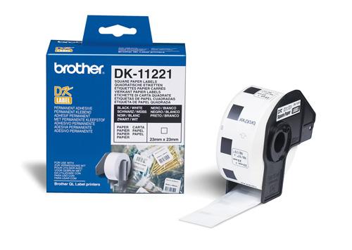BROTHER DK-11221 ETICHETTE ADESIVE 1000P