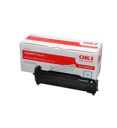 OKI MC350/360 DRUM CIANO 15K