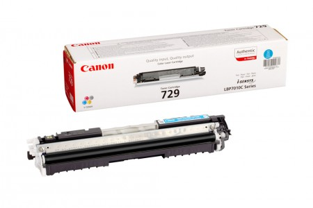 CANON 729 C TONER CIANO (L)