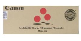 CANON CLC 5000 STARTER MAGENTA (C) # *