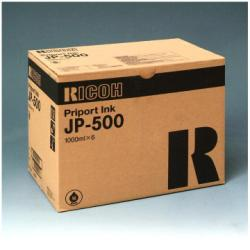 RICOH PINKJP5000 817155 INK NERO 6PZ #