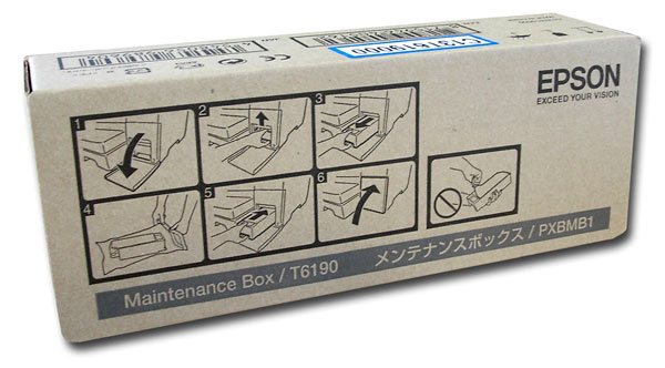 EPSON B300 T619000 MAINTENANCE BOX
