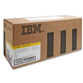IBM 39V2433 TONER GIALLO RETURN PRO # *