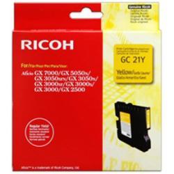 RICOH K202/Y 405535 INK GEL GIALLO .