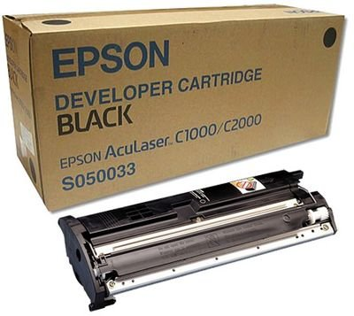 EPSON ALC1000 S050033 DEVELOPER NERO*