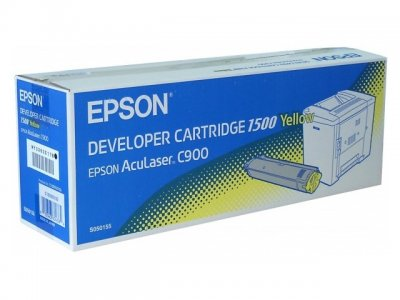 EPSON ALC900 S050155 DEVELOPER GIALLO #*