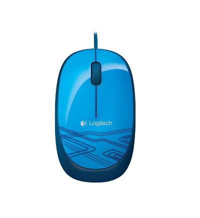 Logitech Mouse M105 Blue