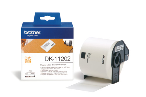 Brother Dk-11202 Etichette Adesive 300p
