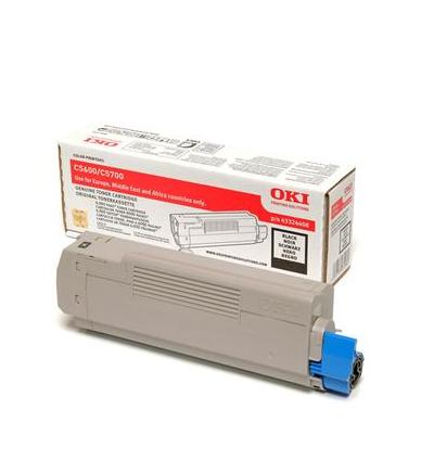 OKI C5600/5700 TONER NERO 6K