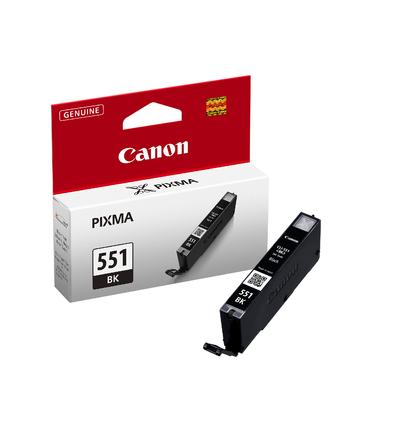 Canon Cli-551 Bk Ink Jet Nero (x)