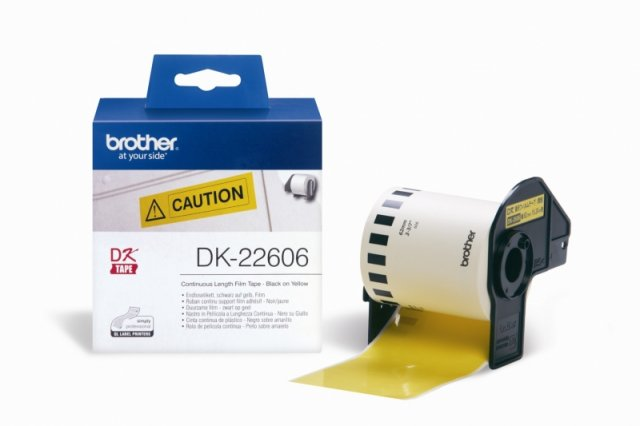 BROTHER DK-22606 NASTRO DK ADESIVO #