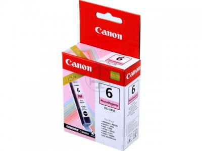 CANON BCI-6PM INK JET PHOTO MAGENTA (X)