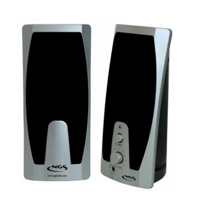 NGS Sistema audio 2.0