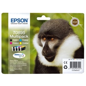 EPSON SS20 T08954020 MULTIPACK
