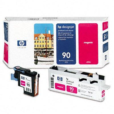 HP C5056A N90 TESTINA MAGENTA + PULIZIA