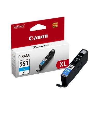 Canon Cli-551xl C Ink Jet Ciano (x)