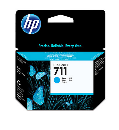 Hp Cz130a N711 Ink Jet Ciano