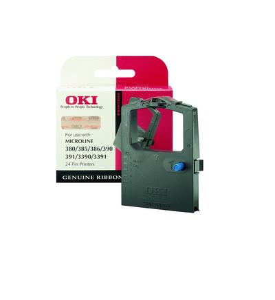 OKI ML380/3391 NASTRO NERO