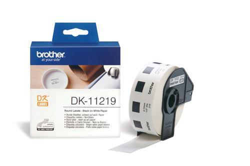 BROTHER DK-11219 ETICHETTE ADESIV 1200P#