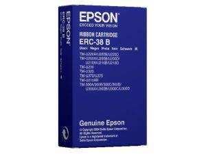 EPSON C43S015374 ERC-38B NASTRO NERO (X*