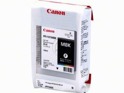 Canon Pfi-101mbk Ink Jet Nero (c) .
