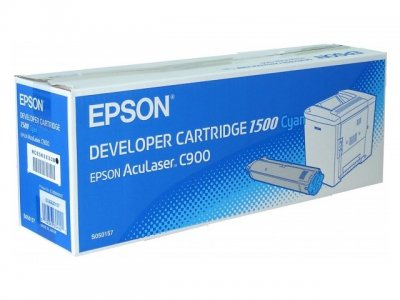 EPSON ALC900 S050157 DEVELOPER CIANO #*