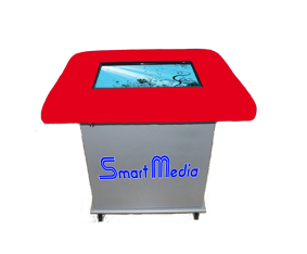 Smartmedia Multitouch Table 22 Full HD