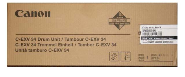 CANON C-EXV 34 DRUM NERO (C)