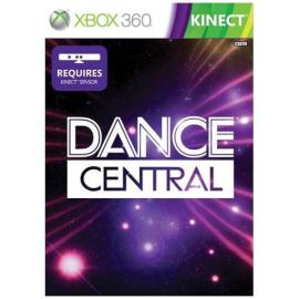 MICROSOFT KINECT DANCE CENTRAL