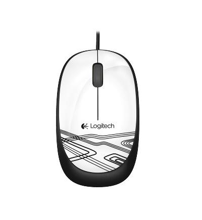 Logitech Mouse M105 White